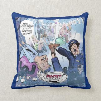 Almofada Travesseiro engraçado de Londres do rick dos