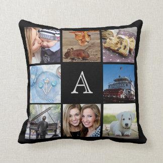 Almofada Travesseiro feito sob encomenda da colagem da foto