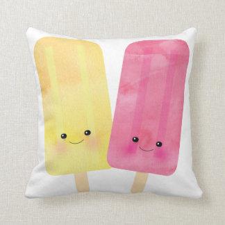 Almofada Travesseiro feliz do Popsicle