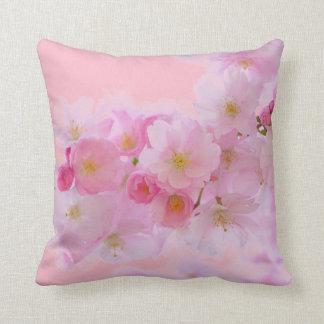 Almofada Travesseiro floral japonês romântico