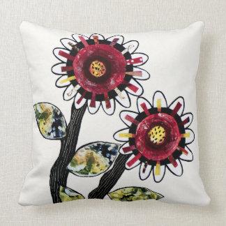 Almofada Travesseiro floral - poder cura das flores