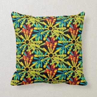 Almofada Travesseiro floral retro de Vonster