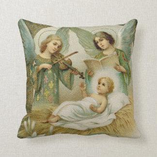 Almofada Travesseiro: Gloria em Excelsis Deo