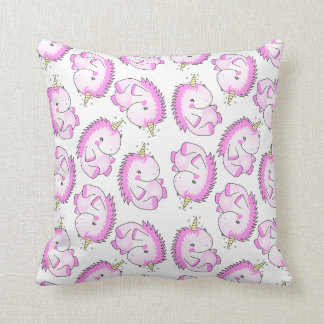 Almofada Travesseiro gordo cor-de-rosa bonito do coxim do