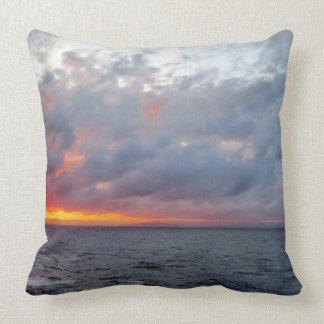 Almofada Travesseiro impetuoso do por do sol