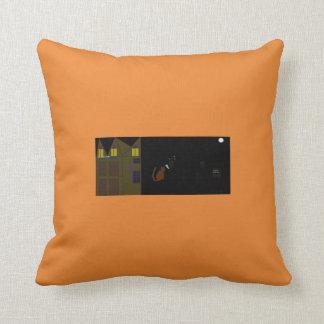 Almofada travesseiro legal do Dia das Bruxas