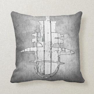 Almofada Travesseiro leve rústico