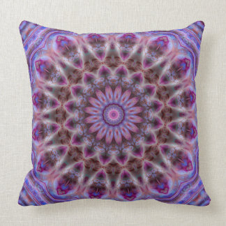 Almofada Travesseiro Luxe da mandala da margarida de