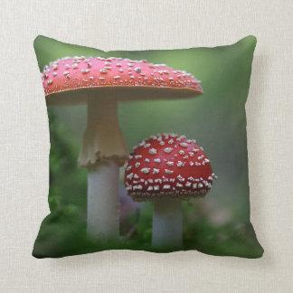Almofada Travesseiro mágico dos cogumelos