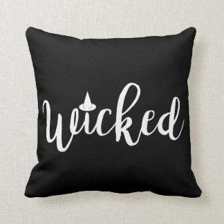 Almofada Travesseiro mau da bruxa