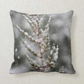 Almofada Travesseiro nevado da planta
