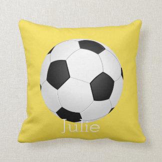 Almofada travesseiro personalizado costume da bola de