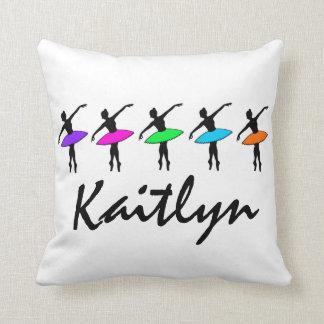 Almofada Travesseiro personalizado do dançarino da