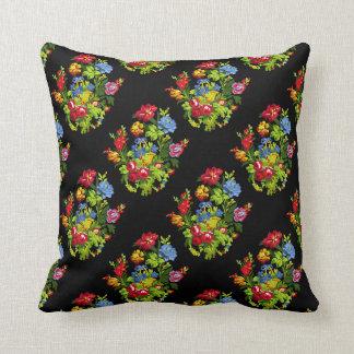 Almofada Travesseiro polonês da arte popular de Paulina