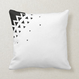 Almofada Travesseiro preto e branco