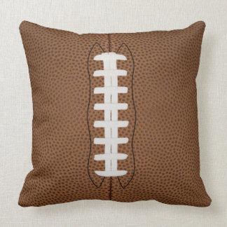 Almofada travesseiro quadrado do futebol