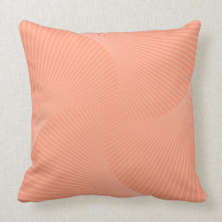 Almofada Travesseiro quadrado, linha espiral design
