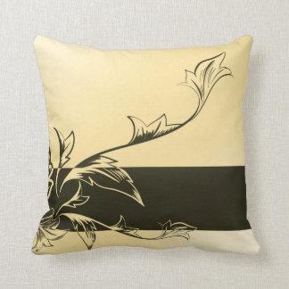 Almofada Travesseiro real do ouro