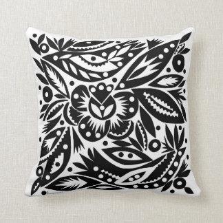 Almofada Travesseiro reversível dos entalhes da arte do