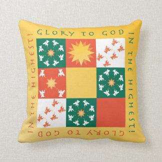 Almofada Travesseiro rv do Natal do elogio dos retalhos