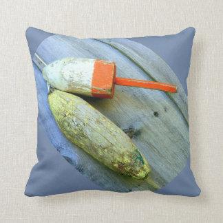Almofada Travesseiro velho das bóias da lagosta