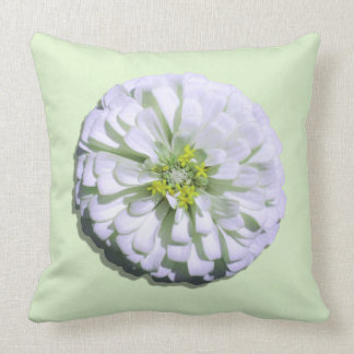Almofada Travesseiro - Zinnia branco Lemony