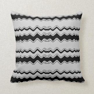Almofada Travesseiros Decoração-Macios de ondulação das