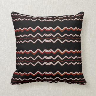 Almofada Travesseiros Decoração-Macios de ondulação do