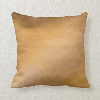 Almofada Travesseiros decorativos de cobre