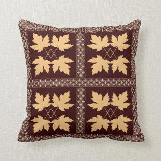 Almofada Travesseiros populares da natureza do ouro de