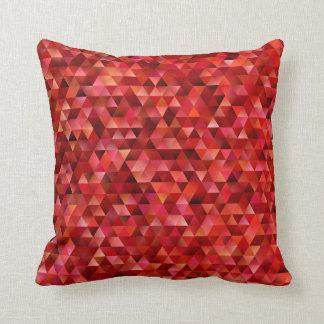 Almofada Triângulos sangrentos