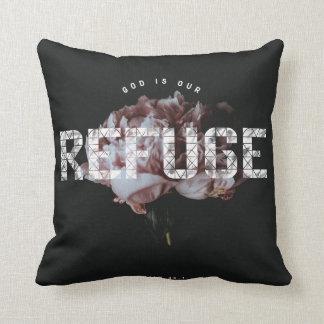 Almofada >- > um de um travesseiro amável do >->