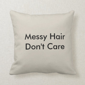 Almofada Um travesseiro engraçado, confortável por aqueles