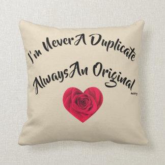 Almofada Um travesseiro original