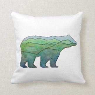 Almofada Urso da montanha