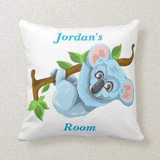 Almofada Urso de Koala bonito do travesseiro das crianças