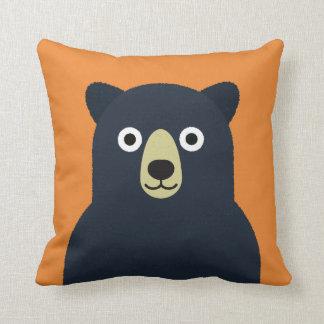 Almofada Urso preto