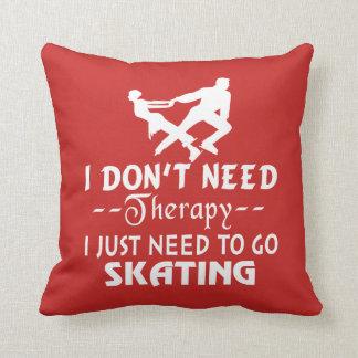 Almofada Vá patinar