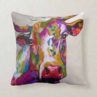 Almofada Vaca brilhante