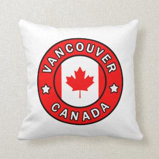 Almofada Vancôver Canadá