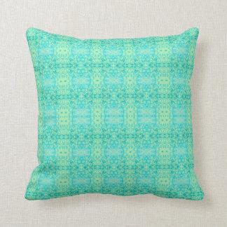 almofada verde