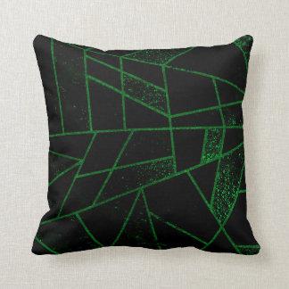Almofada Verde #948 abstrato