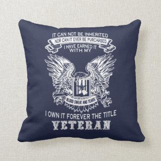 Almofada Veterano