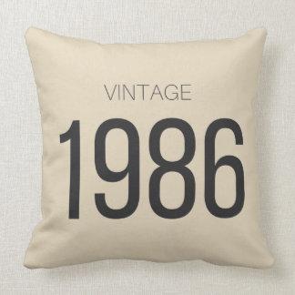 Almofada Vintage 1986