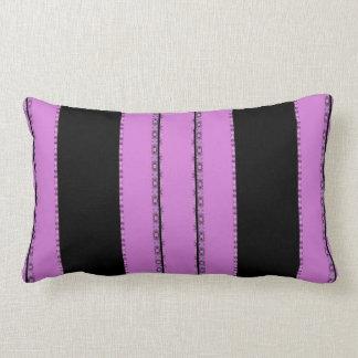 almofada violeta