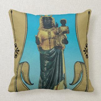 Almofada Virgin abençoado D'Oropa