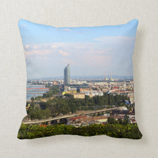Almofada Vista sobre Viena