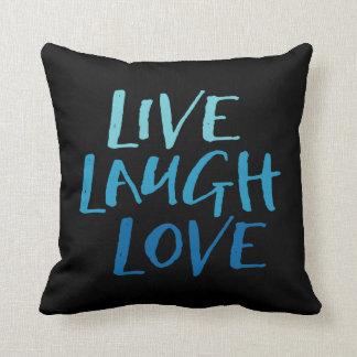 Almofada Vive o amor do riso