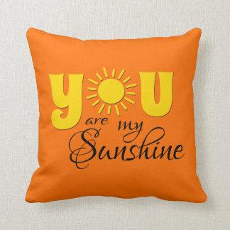 Almofada Você é minha luz do sol