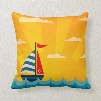 Almofada Você mim & o mar
